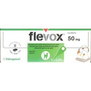 Flevox gatto 1 pipetta 50 mg