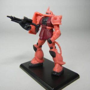 "Gashapon Gundam Collection 1: ""MS-06S"" - Bandai"