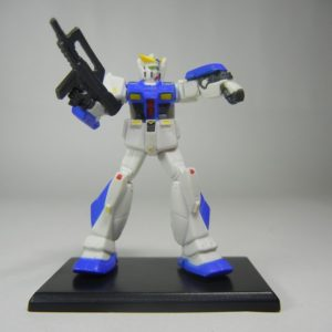 "Gashapon Gundam Collection 1: ""RX-78NT-1"" - Bandai"