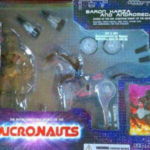 Micronauti Baron Karza e Andromeda - clear version 20002