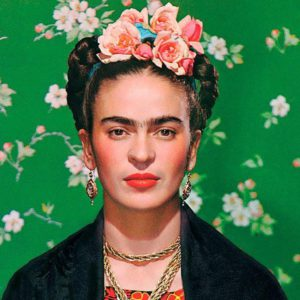 Frida Kahlo Inspiration