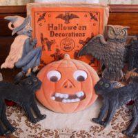 Halloween Memorabilia