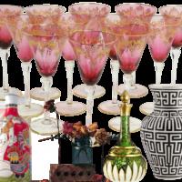 Vasi Bottiglie Bicchieri