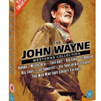 Blu-Ray & Dvd Western