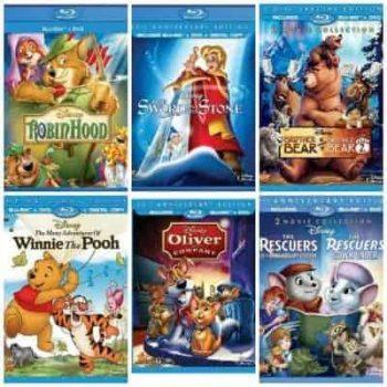 Cartoon - Anime - Family - Walt Disney