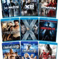 Blu-Ray & Dvd SuperEroi