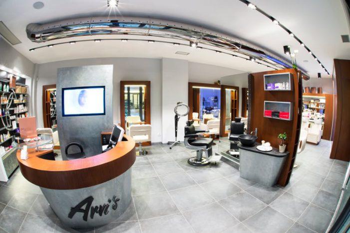 Arvi's Framesi Boutique di Milano su HeartSocial per beneficenza