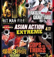 Blu-Ray & Dvd Asian