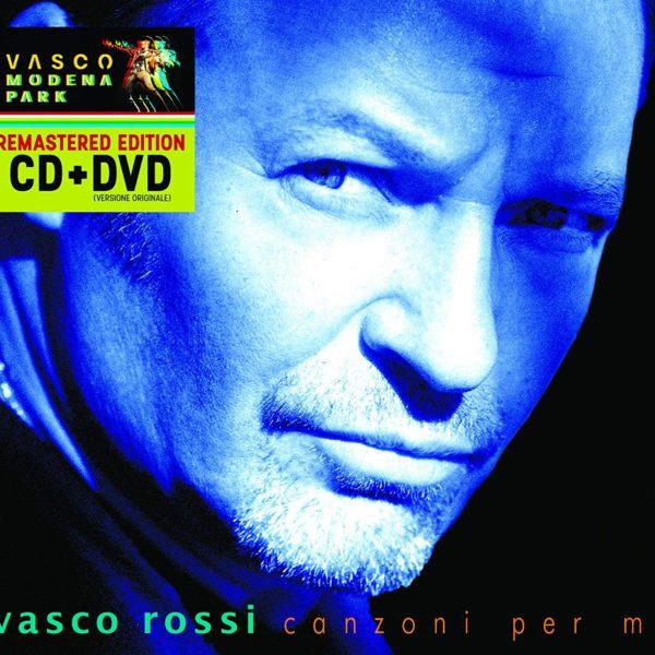 646aebba61248e Vasco Rossi – Canzoni Per Me (cd autografato) con certificato di autenticità