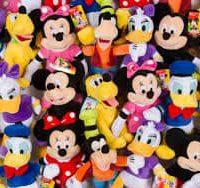 Disney Plush