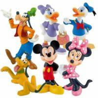 Topolino, Minnie, Paperino, Paperina, Pippo, Pluto