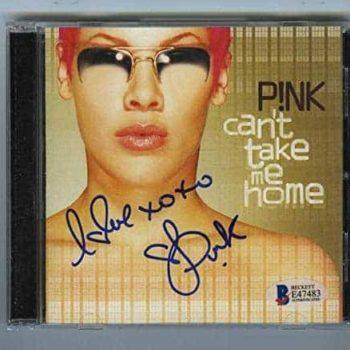 Signed CD & Vinyl