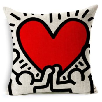 Pillows Collection: Keith Haring