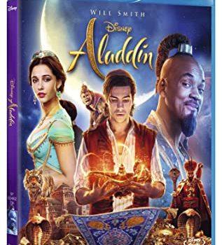 Promo Disney blu-ray e dvd