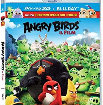 Promo Cartoon e Family blu-ray e dvd