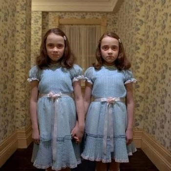 Shining: Grady Twins (Lisa and Louise Burns)